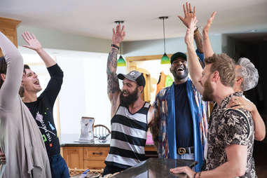 queer eye cast, the fab five