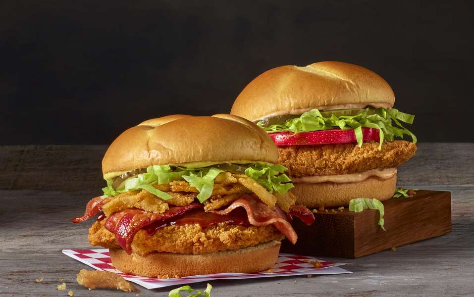 Checkers & Rally's Is Unleashing 2 New Chicken Sandwiches to Rival Popeyes