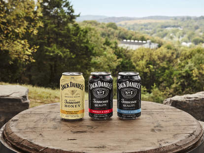 jack daniels canned cocktail