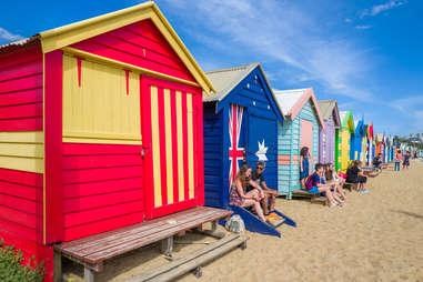 Brighton Beach Boxes