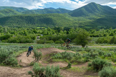 Trails at Wasatch Mountain State Park