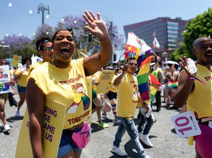 pride parade LA