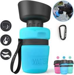 dog travel water bottle