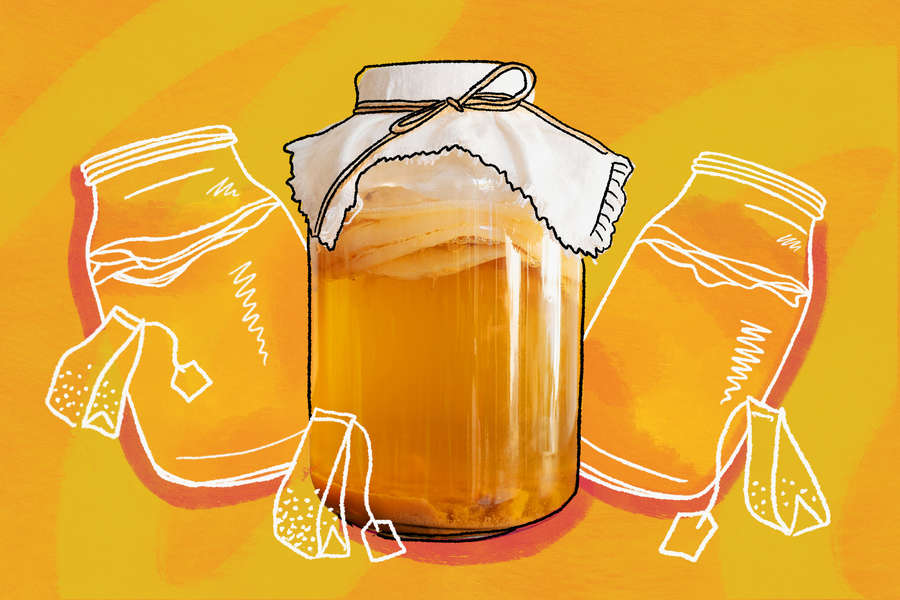 Weekend Project: How to Make Your Own Kombucha