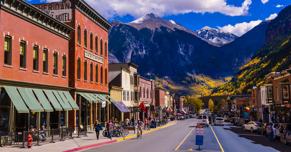 Best Small Towns In The Usa Which Town To Visit In Every State