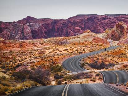 Valley of Fire State Park, Overton