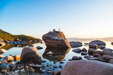 Bonsai Rock, New Washoe City, United States