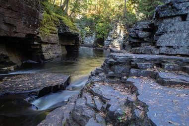 Canyon Falls Scenic Area