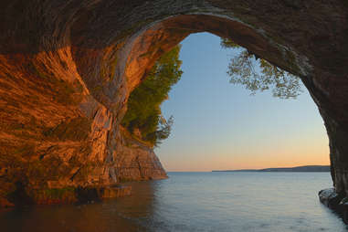 Cathedral Sea Cave