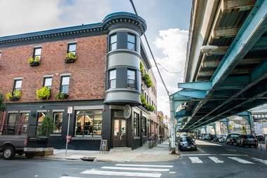 Front Street Cafe Philadelphia