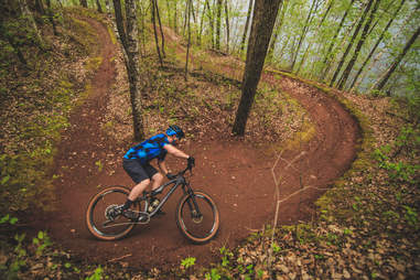 Cuyuna Lakes Mountain Bike Trails