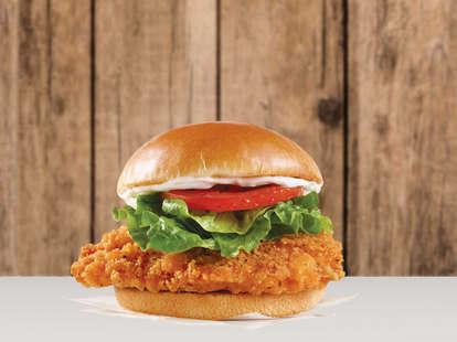 free wendy's chicken sandwich