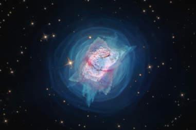 Hubble nebulae images NASA