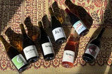 Psychic Wines