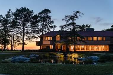 Graycliff Estate, Upstate New York estates
