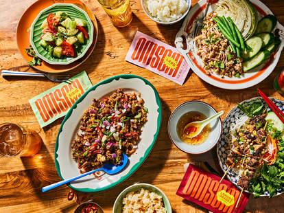 omsom spicy starter filipino thai vietnamese new product sauce cooking interview profile kim vanessa pham