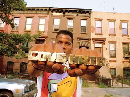 do the right thing, love hate