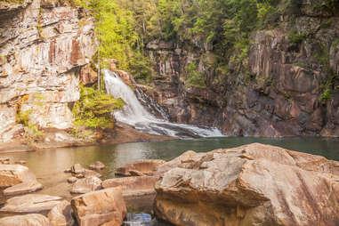 Tallulah Gorge