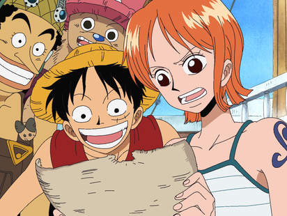 anime on netflix, one piece