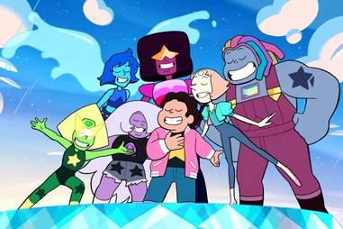 """Steven Universe"""
