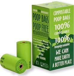 best dog poop bags amazon