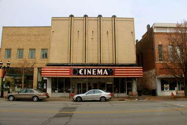 Busey's Hall / Princess Theatre