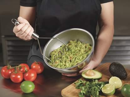 del taco free guacamole