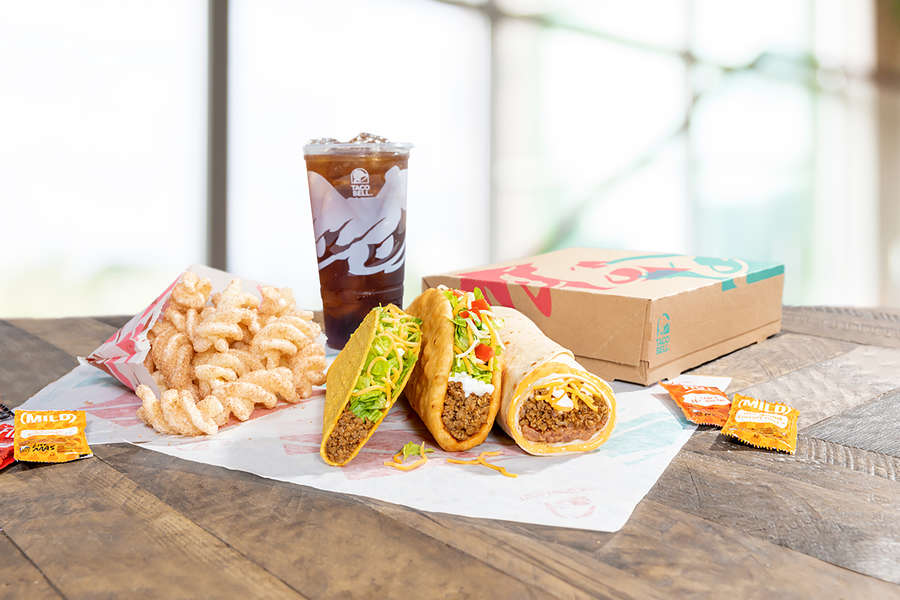 Taco Bell Is Giving Out Free $5 Chalupa Boxes on Tuesday