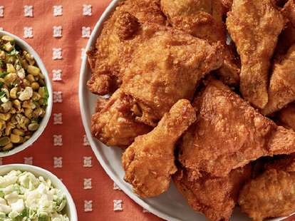 national fried chicken day food deals