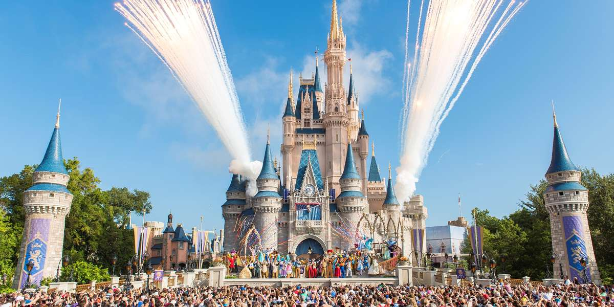 Disney World To Reopen This Week As Florida COVID-19 Cases Increase Daily