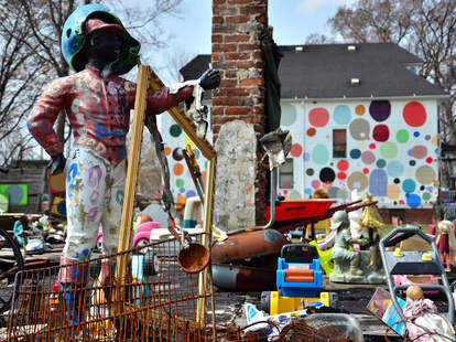 Heidelberg Project installations