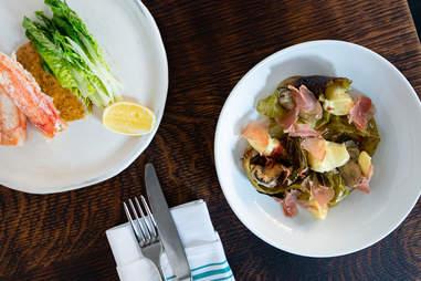 Dante West Village food