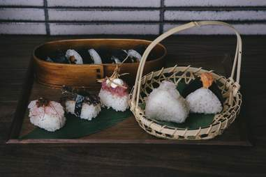 Maki Kosaka food