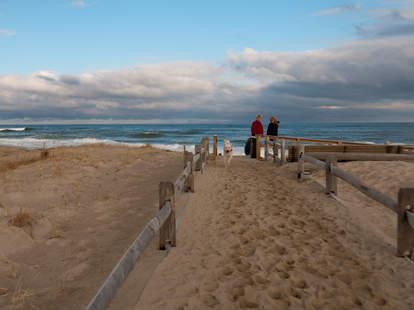 Cape Cod National Seashore - Nauset Beach