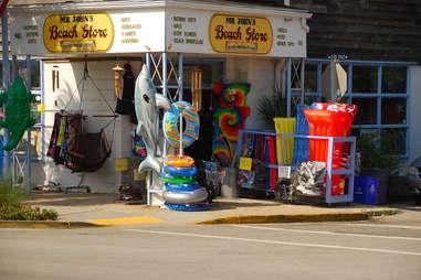 Mr. John's Beach Store