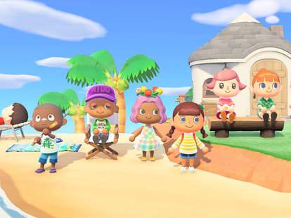 Animal Crossing/Nintendo