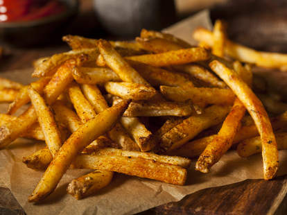 free fries national french fries day