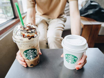 Starbucks happy hour today