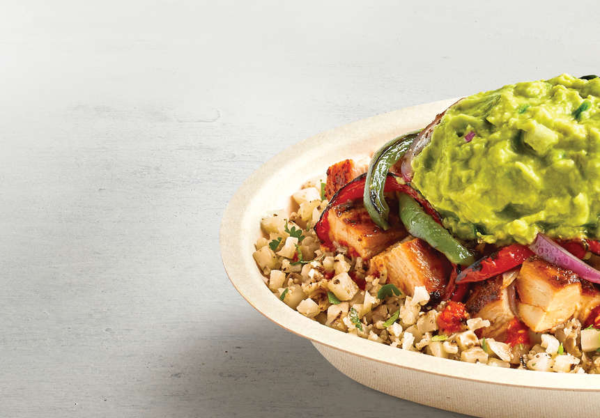 Chipotle Is Testing New Cilantro Lime Cauliflower Rice Starting This Week
