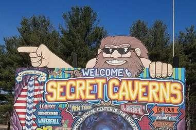 Secret Caverns