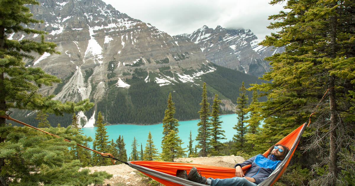 Nice places in canada