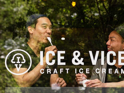 Ice & Vice founders Paul Kim and Kendrick Lo