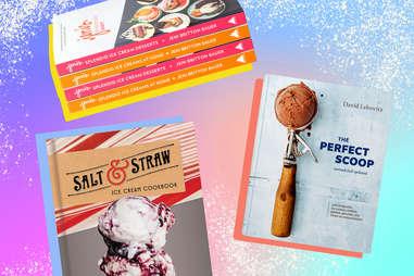 ice cream cookbooks