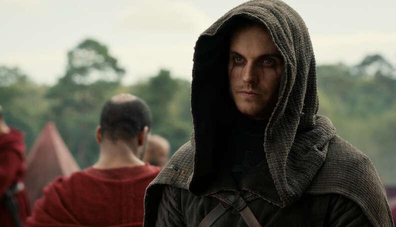 cursed lancelot monk