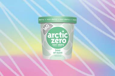 arctic zero non dairy hint of mint