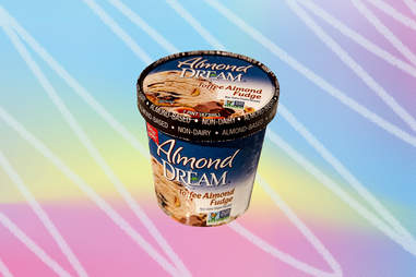 Almond Dream non-dairy ice cream