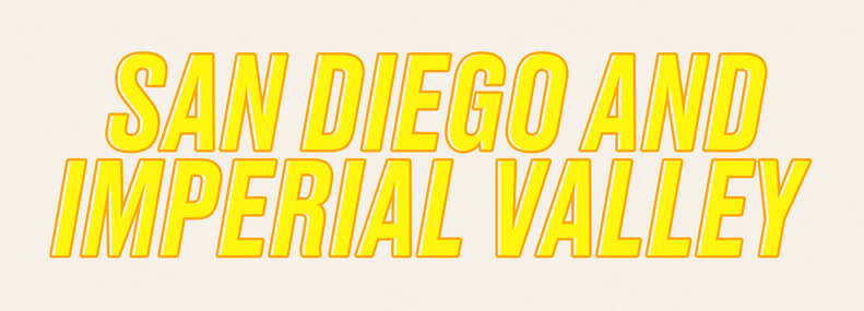 san diego and imperial valley