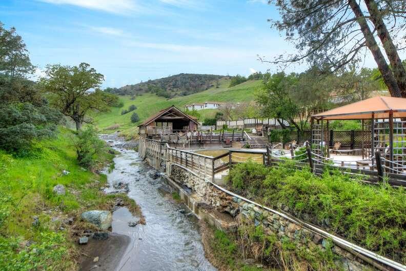 Wilbur Hot Springs Resort & Nature Sanctuary