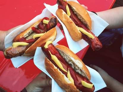 national hot dog day deals 2020