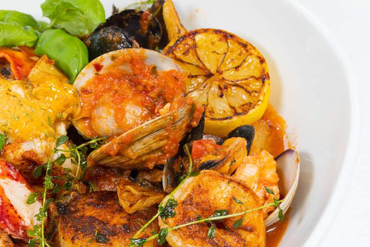 Redfish by Chef Adrianne